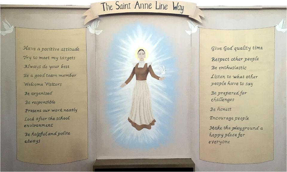 St Anne Line Way