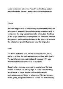 [bin][15191]Maya Civilization Government Amelia Year 5 2